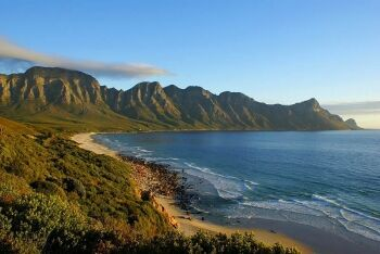 Rooi Els Coastal Road, Hottentots-Holland Mountains, Overberg, Whale Coast