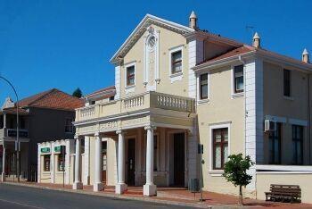 Caledon Town Hall, Caledon, Overberg, Whale Coast