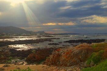 Van Dyks Bay, Overberg, Whale Coast