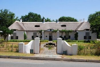 The Old Drostdy in Swellendam, Overberg, Whale Coast