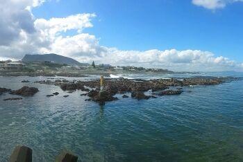 Kleinbaai (smallbay), Van Dyks Bay, Overberg, Whale Coast