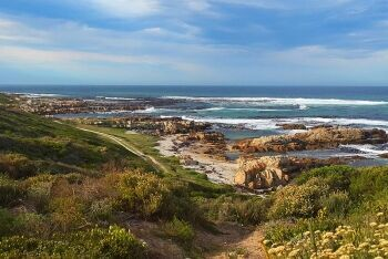Kleinbaai, Danger Point Peninsula, Hermanus, Overberg, Whale Coast