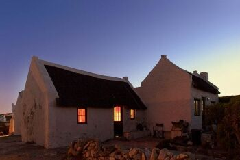 Fisherman cottage, Kassies Bay, Arniston, Overberg, Whale Coast
