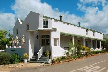 GRayton, old post office, Overberg, Whale Coast