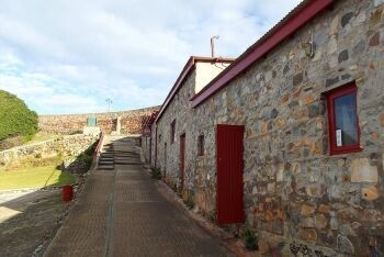 Hermanus Museum. Old harbour, Hermanus, Overberg, Whale Coast