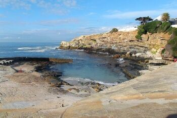 Hermanus old harbour, Hermanus, Overberg, Whale Coast